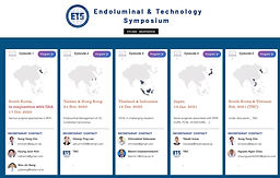 3rd Endoluminal & Technology Symposium in ASIA - [Episode 1] in South Korea (1st installment out of 5)