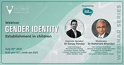Gender identity establishment in children