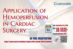 Application of Hemoperfusion in Cardiac Surgery