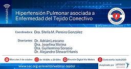 Hipertensión Pulmonar asociada a Enfermedad del Tejido Conectivo
