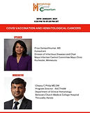 COVID Vaccination and Hematological Cancers