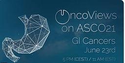 OncoViews on ASCO 2021 - GI-Cancers