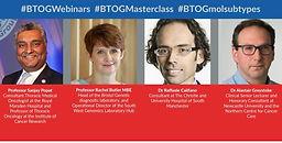 BTOG Masterclass: Molecular sub-types beyond EGFR-ALK-ROS