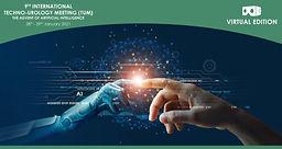 9TH INTERNATIONAL TECHNO-UROLOGY MEETING (TUM) THE ADVENT OF ARTIFICIAL INTELLIGENCE - SCREEN #1