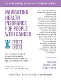 Cancer During COVID series: Navigating Health Insurance for People with Cancer