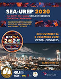 SEA-UREP 2020 - 2nd South East Asian Urology Residents Education Program (SEA-UREP)