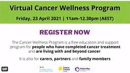 Virtual Cancer Wellness Program