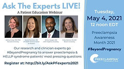 """""""Ask the Experts"""" LIVE!"""