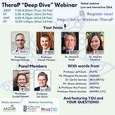 TheraP Deep Dive - Global Knowledge Exchange Webinar