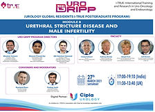 URO GRIPP - Module 8: Urethral Stricture Disease and Male Infertility