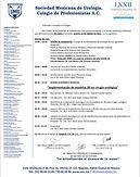 Sesión Académica Mensual
