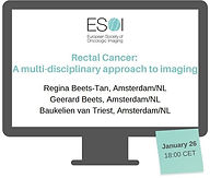 Rectal Cancer: A multi-disciplinary approach to imaging