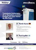 Tratamiento endoscopico de la hiperplasia benigna de la prostata con làser holmio de alto poder