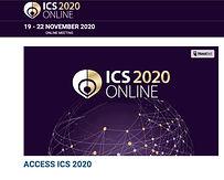 ICS 2020 Online
