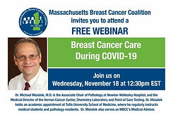 Breast Cancer Care During COVID-19