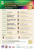 HKSH Symposium on Advances in Cancer Management 2020: Precision Medicine in Oncology Treatment