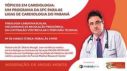 Fisiologia Cardiovascular, mecanismos de regulação pressórica, da contração ventricular e perfusão tecidual