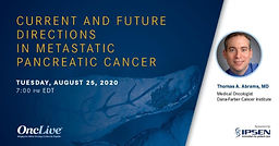 Current and Future Directions in Metastatic Pancreatic Cancer