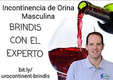 BRINDIS CON EL EXPERTO