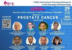 UROGRIPP - Module 1: Prostate Cancer (Localised)