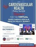 2020 Virtual Cardiovascular Health Policy Summit
