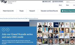 Urology Grand Rounds