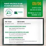 Manhã Urológicas do ABC do Grupo de Urologia Geral