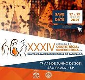 XXXIV JORNADA DE OBSTETRÍCIA E GINECOLOGIA DA SANTA CASA DE MISERICÓRDIA DE SÃO PAULO - Sala Júlio Tedesco