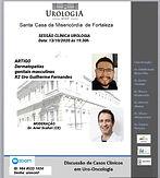 Sessão Clínica Urologia
