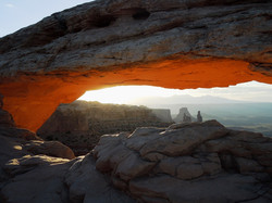 Mesa Arch at Canyonlands