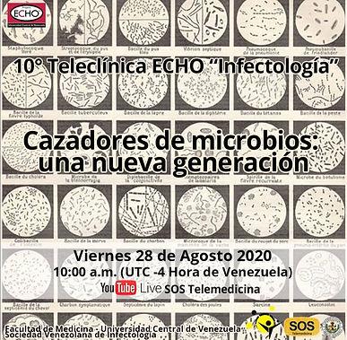 Cazadores de microbios: una nueva generación
