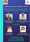 Debates in Bladder Exstrophy Repair