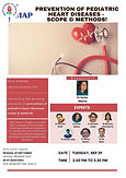 Prevention of Pediatric Heart Diseases- Scope & Methods!
