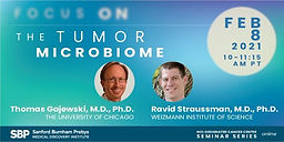 The Tumor Microbiome