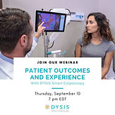 Patient Outcomes and Experience with DYSIS Smart Colposcopy