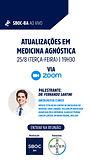 Atualizações em Medicina Agnóstica