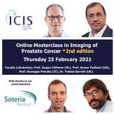 Masterclass in Imaging of Prostate Cancer