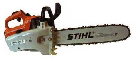 Tromps chainsaw