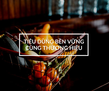 Tiêu dùng Xanh: Tổng hợp địa chỉ mua thực phẩm sạch và chăm sóc cơ thể không hoá chất
