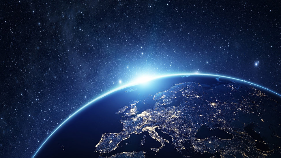 city_lights_space_stars_Europe_space_art