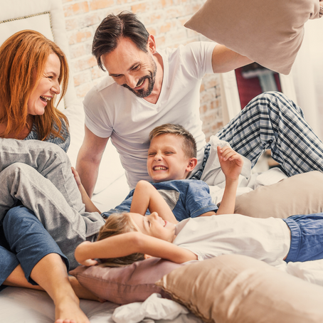 7 Ways of keeping your family entertained, happy and healthy during quarantine