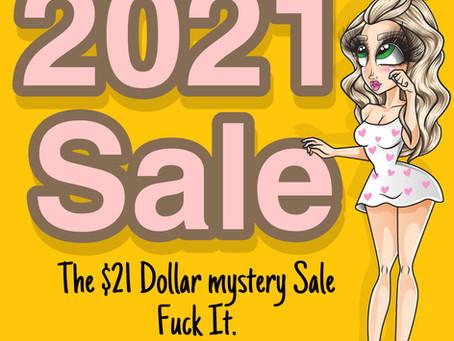 The last 2020 sale!