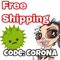 Free Shipping This Virus Season