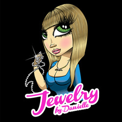 Danielle Jewelry Logo
