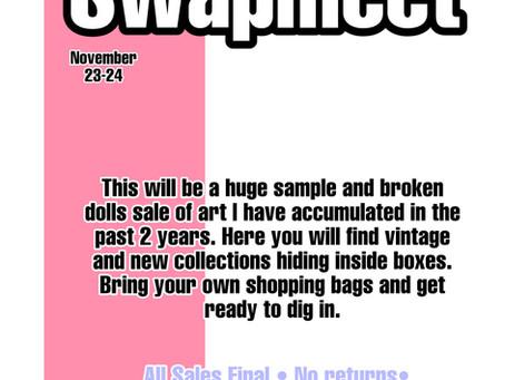 Sand Swapmeet November 23-24