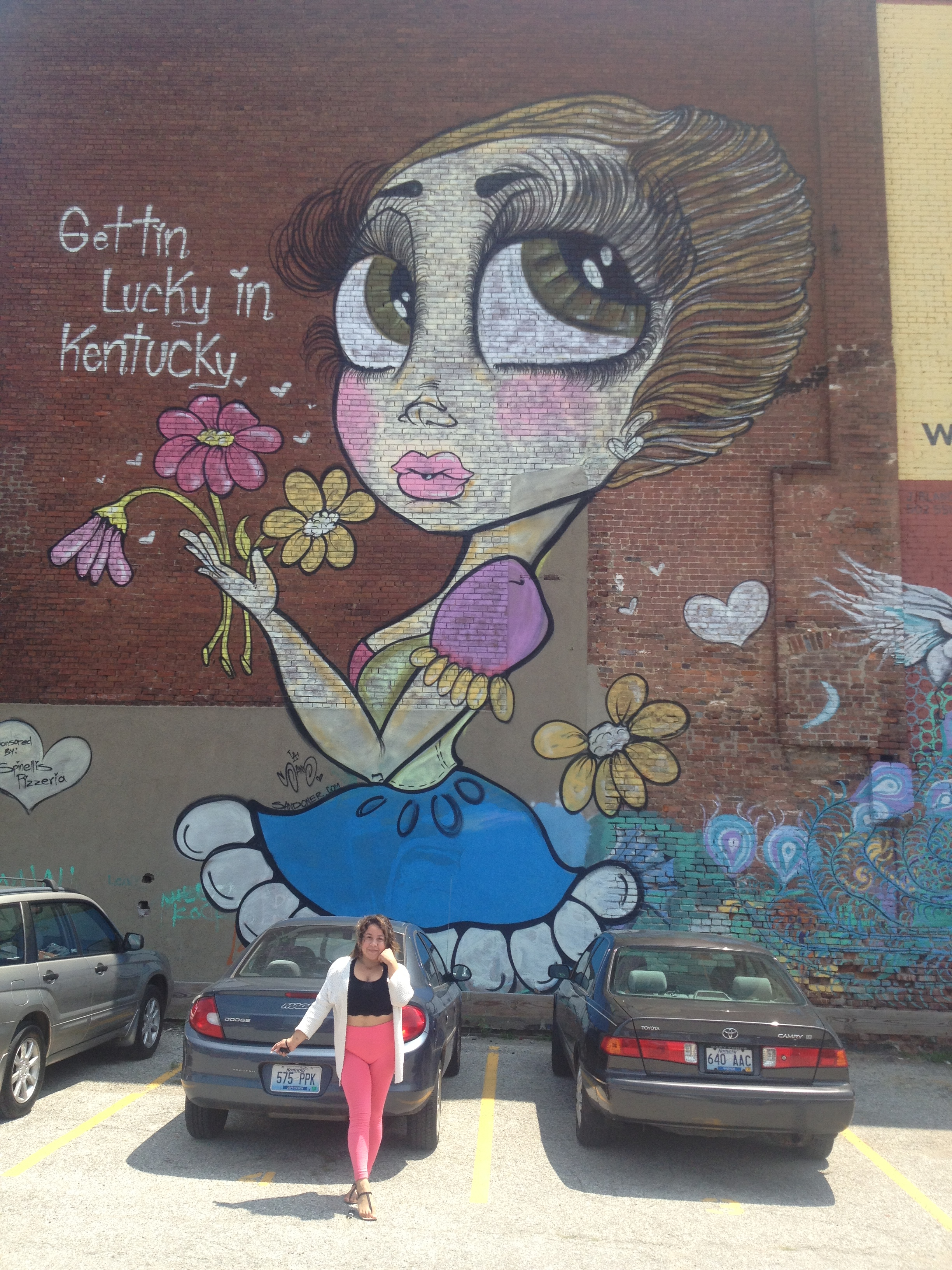Louisville Kentucky Mural