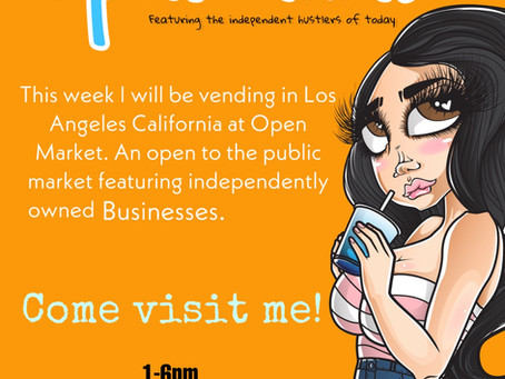 The Weekend Markets In Los Angeles