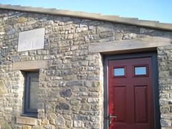 Stone Barn front door IMG_1462