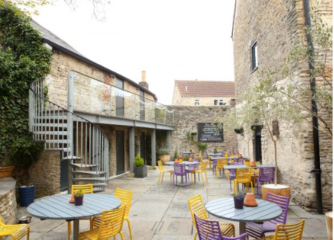 The Archange, Frome