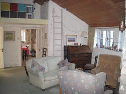 Backhouse sitting room